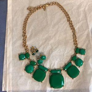 Necklace/ Earrings